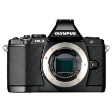 Цифровая системная фотокамера OLYMPUS E-M5 Body Black